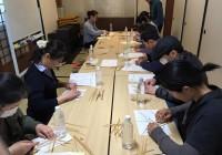 [イベントレポートPart2]竹工芸体験で竹コースターを作りました!