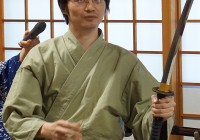 独学では吸収することの難しい奥深い「日本刀」を学びに来て!