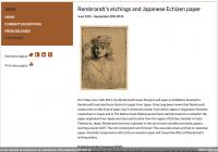 オランダで福井県の越前和紙のイベントが来月6月から9月まで開催