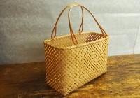 """心をなごます""""柔""""の美「竹工芸」の技術を継承し、日本の竹文化を守る"""
